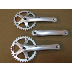 SUGINO Tandem Timing Crank set