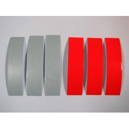 Fluo, Relecteur ruban set