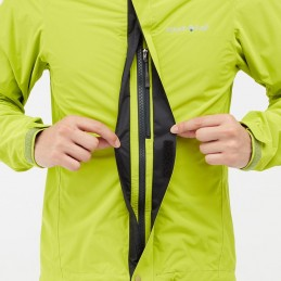 mont-bell Super Stretch Cycle Rain Jacket