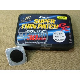 MARUNI Super Thin Patch R20mm 30pcs