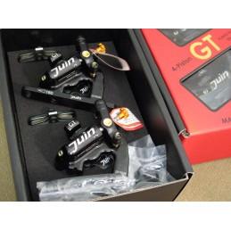 JUIN TECH GT-Flat 4 pistons disc brakes