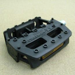 MKS Pedals GRAFIGHT-XX Black