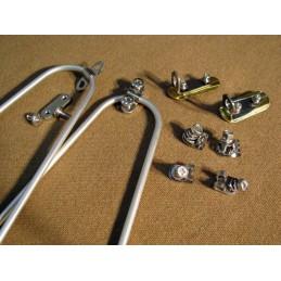 HONJO Fenders H-30 Lisse 700C pair