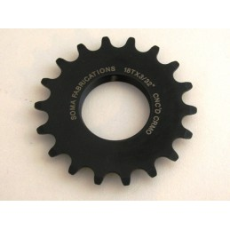 SOMA Pignon Single cog 3/32 16-18