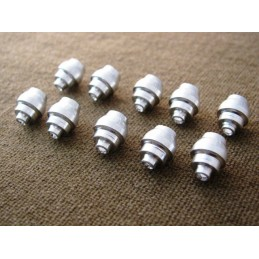 DIA-COMPE Outer Sockets 10p
