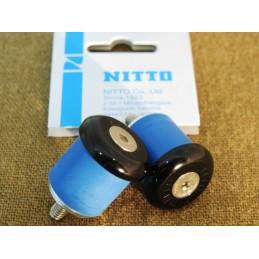 NITTO Bar-end locking plug Black