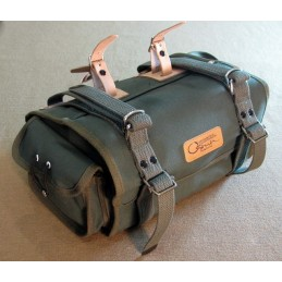 OSTRICHE Saddle Bag S-2