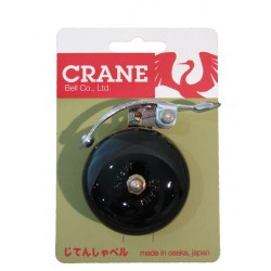 5 Crane bells SUZU Brass Black
