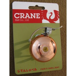 5 CRANE bells SAKURA/Cherry Copper