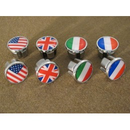 SOMA international Flag plug 36 pcs
